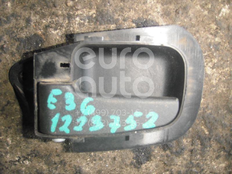Ручка двери внутренняя правая для BMW 3-серия E36 1991-1998 - Фото №1