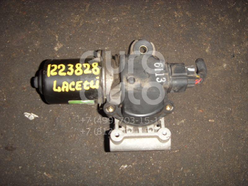 Моторчик стеклоочистителя передний для Chevrolet Lacetti 2003> - Фото №1