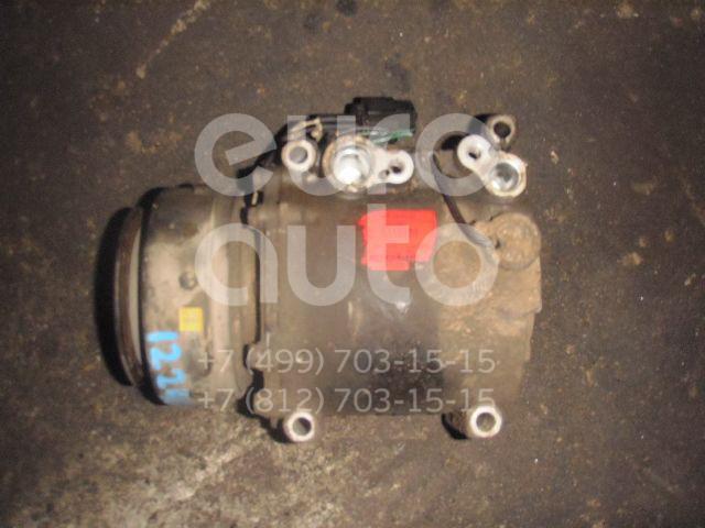 Компрессор системы кондиционирования для Mitsubishi Pajero/Montero Sport (K9) 1997-2008 - Фото №1