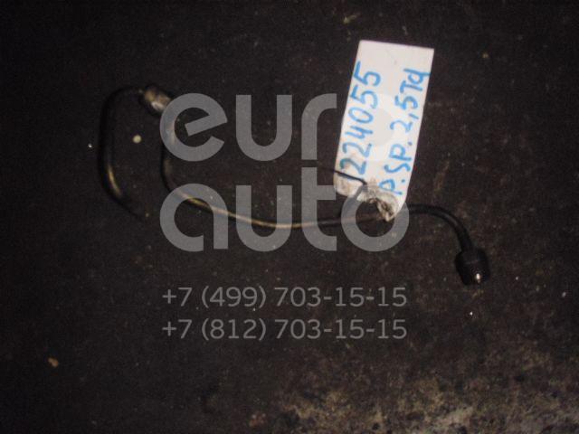 Трубка ТНВД для Mitsubishi Pajero/Montero Sport (K9) 1998-2008 - Фото №1