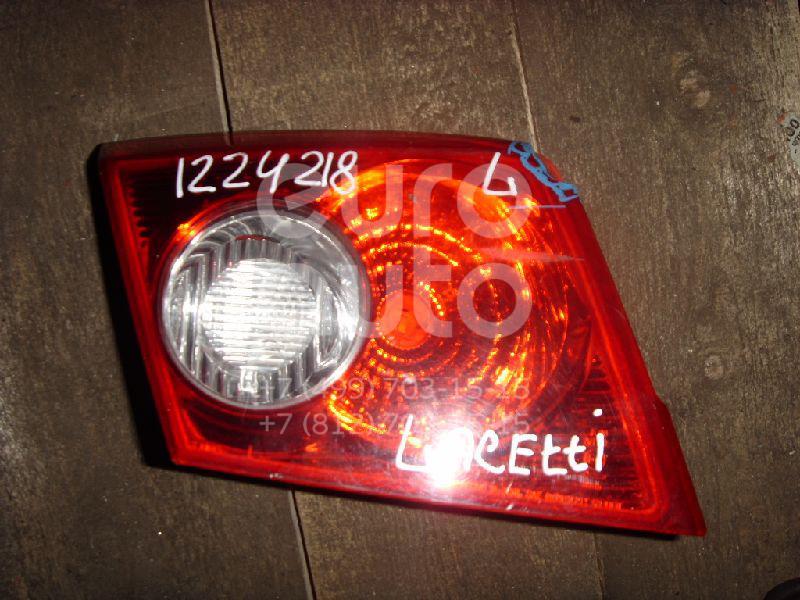 Фонарь задний внутренний левый для Chevrolet Lacetti 2003-2013 - Фото №1