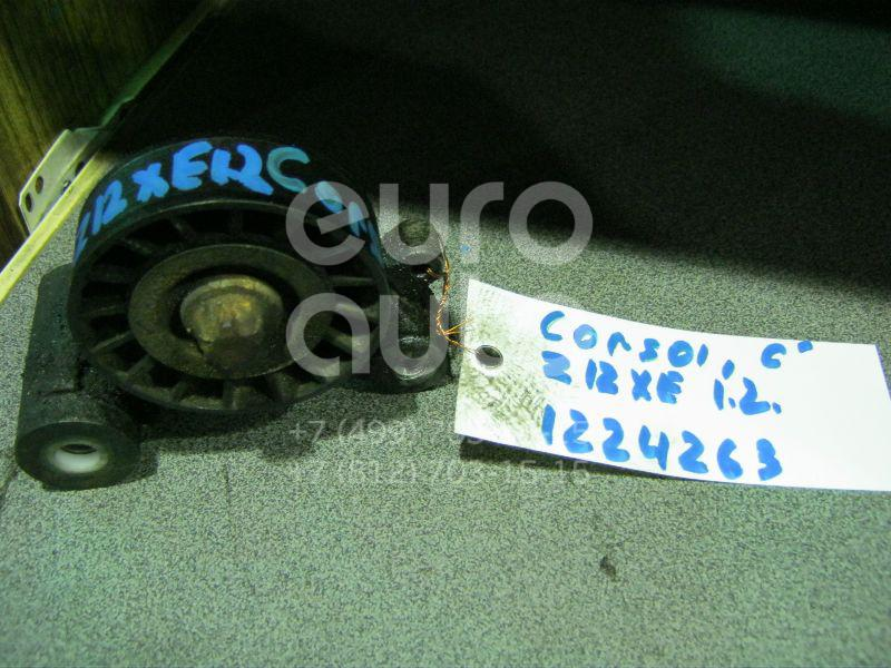 Кронштейн ролика-натяжителя руч. ремня для Opel Corsa C 2000-2006 - Фото №1