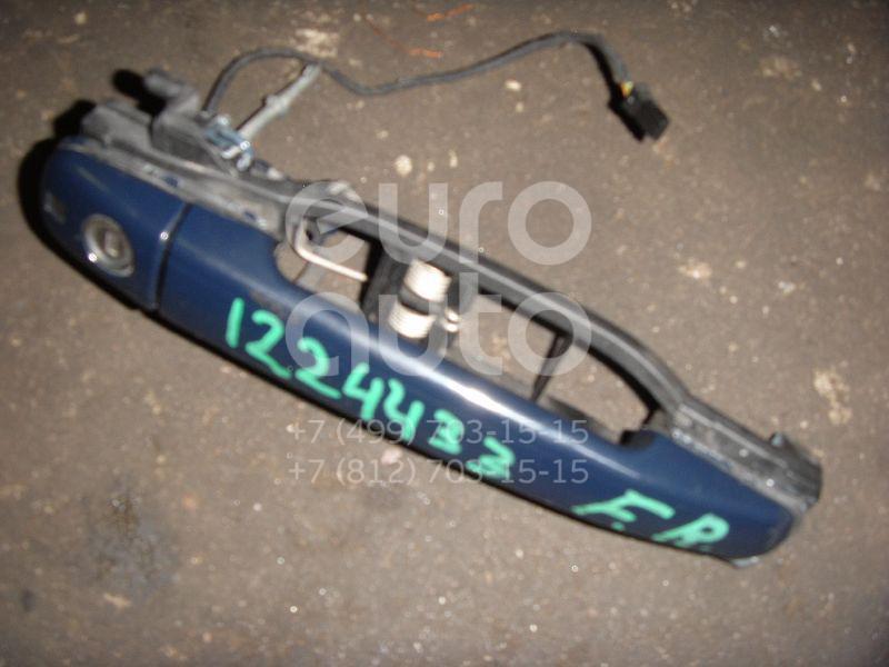 Ручка двери передней наружная правая для Mercedes Benz W210 E-Klasse 2000-2002 - Фото №1
