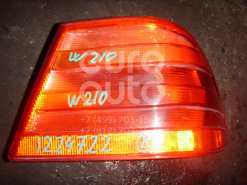 Фонарь задний наружный правый для Mercedes Benz W210 E-Klasse 2000-2002;W210 E-Klasse 1995-2000 - Фото №1