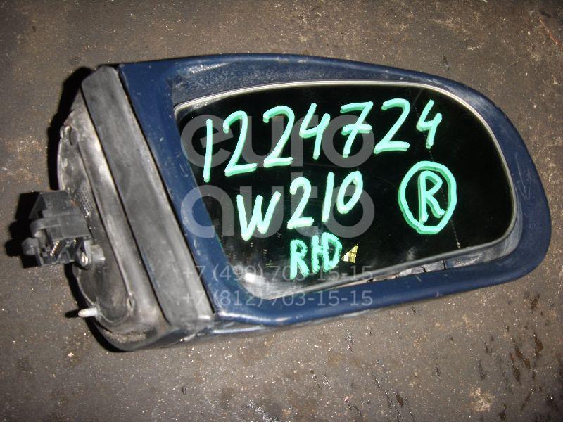 Зеркало правое электрическое для Mercedes Benz W210 E-Klasse 2000-2002 - Фото №1
