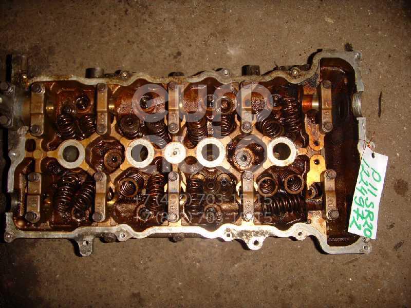 Головка блока для Nissan Primera P11E 1996-2002 - Фото №1