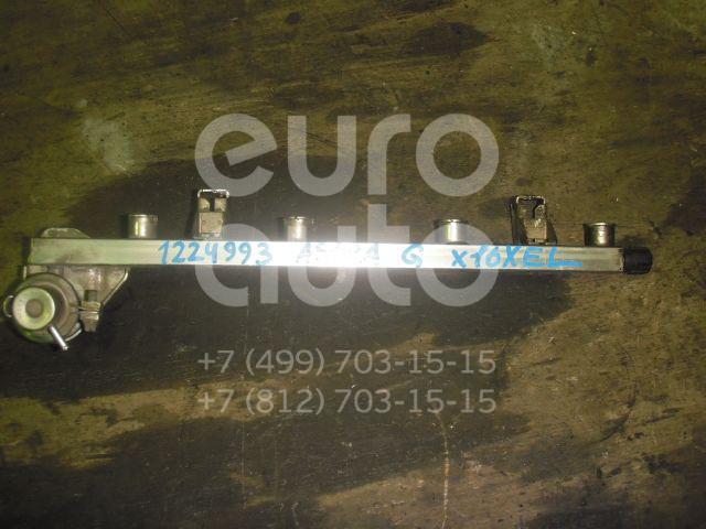 Рейка топливная (рампа) для Opel Astra G 1998-2005 - Фото №1
