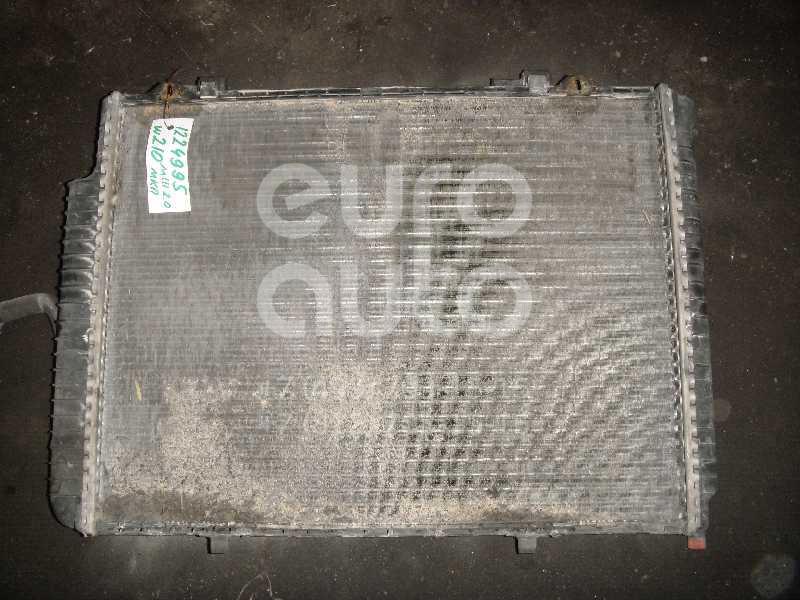 Радиатор основной для Mercedes Benz W210 E-Klasse 2000-2002 - Фото №1