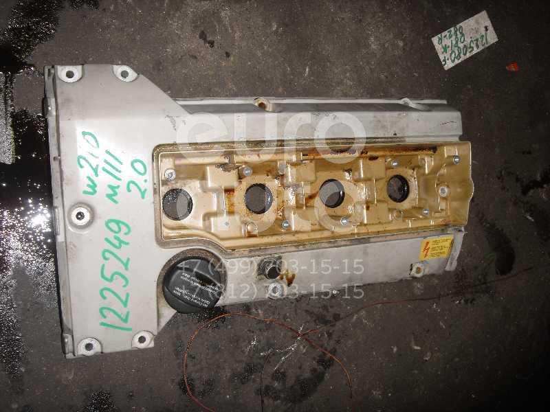 Крышка головки блока (клапанная) для Mercedes Benz W210 E-Klasse 2000-2002 - Фото №1
