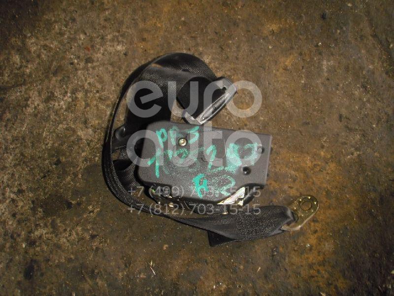 Ремень безопасности с пиропатроном для VW Passat [B5] 2000-2005 - Фото №1