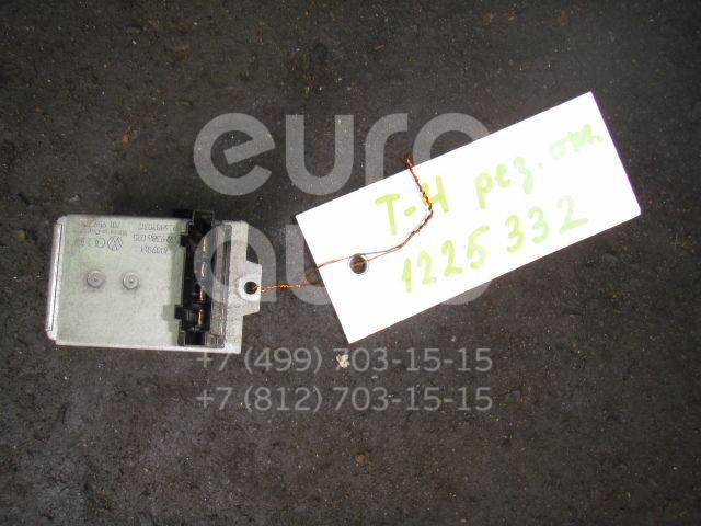 Резистор отопителя для VW Transporter T4 1991-1996 - Фото №1