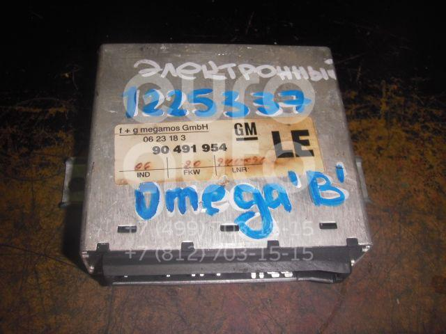 Блок электронный для Opel Omega B 1994-2003 - Фото №1