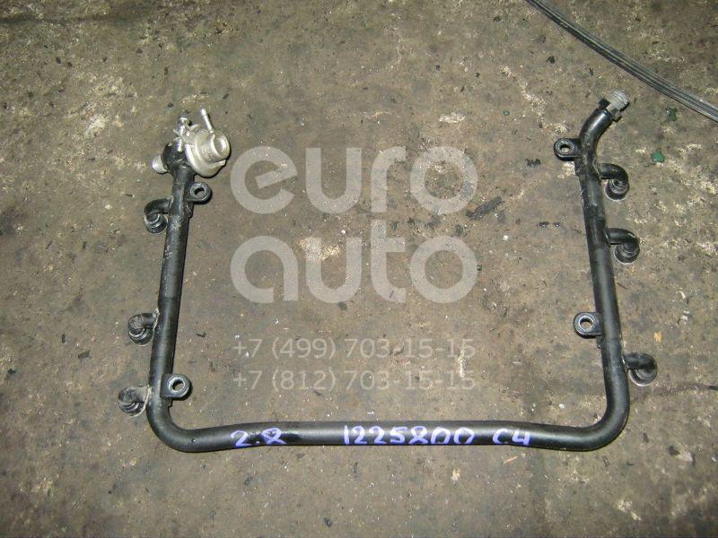 Рейка топливная (рампа) для Audi 100 [C4] 1991-1994;A6 [C4] 1994-1997 - Фото №1