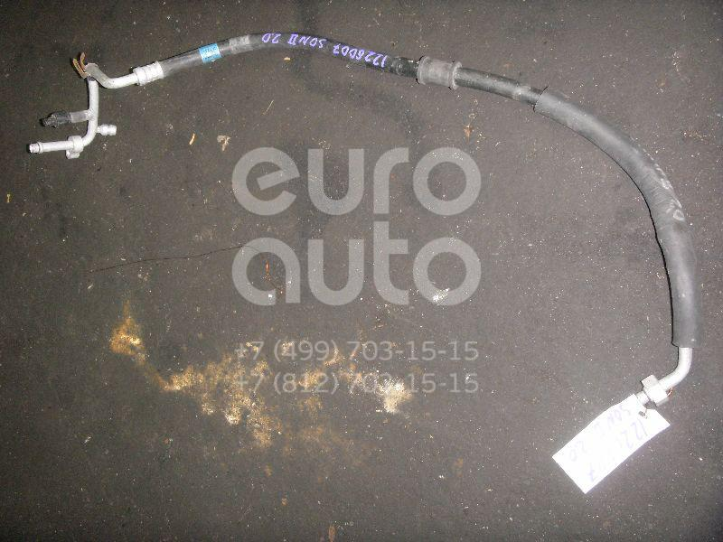 Трубка кондиционера для Hyundai Sonata III 1993-1996 - Фото №1