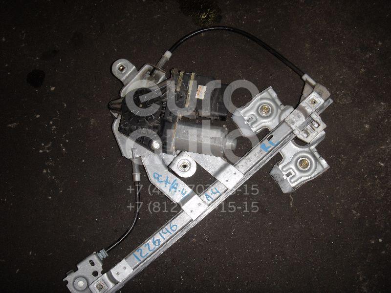 Стеклоподъемник электр. задний левый для Skoda Octavia (A4 1U-) 2000-2011 - Фото №1