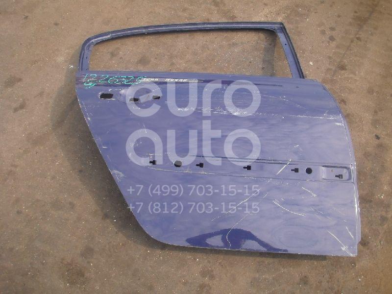 Дверь задняя правая для Renault Megane II 2002-2009 - Фото №1