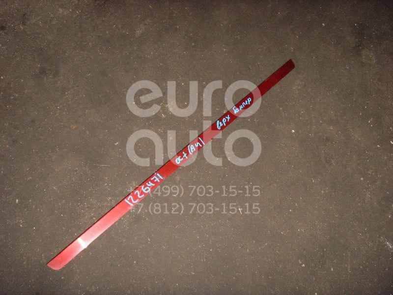 Накладка заднего бампера для Skoda Octavia (A4 1U-) 2000-2011 - Фото №1