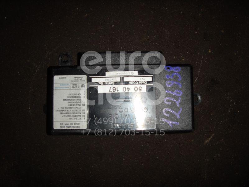 Блок сигнализации (штатной) для SAAB 9-5 1997-2010 - Фото №1