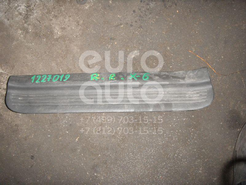 Накладка на порог (наружная) для Mazda Xedos-6 1992> - Фото №1