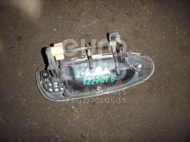 Ручка двери задней наружная левая для Mazda Xedos-6 1992-1999 - Фото №1