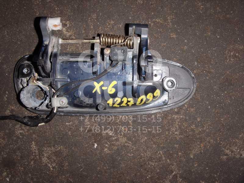 Ручка двери передней наружная левая для Mazda Xedos-6 1992-1999 - Фото №1
