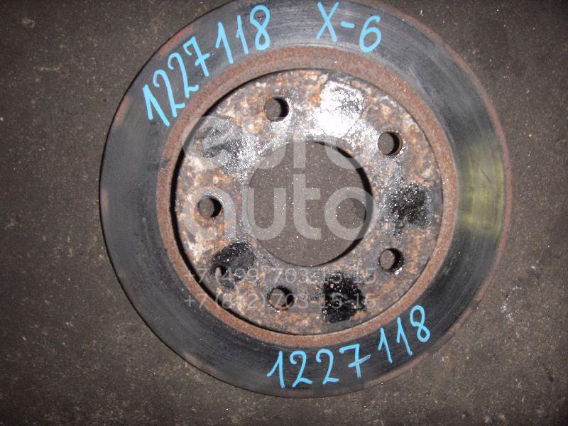 Диск тормозной задний для Mazda Xedos-6 1992> - Фото №1
