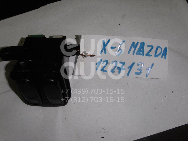 Кнопка обогрева переднего и заднего стекла для Mazda Xedos-6 1992-1999 - Фото №1