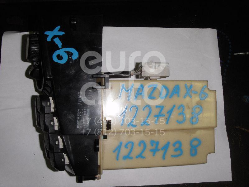 Блок управления отопителем для Mazda Xedos-6 1992-1999 - Фото №1