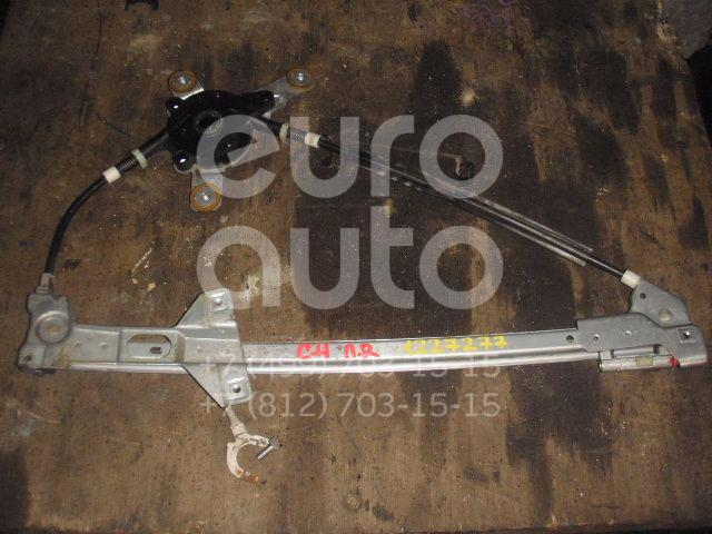 Стеклоподъемник электр. передний правый для Audi 100 [C4] 1991-1994;A6 [C4] 1994-1997 - Фото №1
