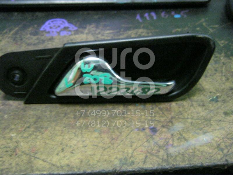 Ручка двери внутренняя левая для Mercedes Benz C208 CLK coupe 1997-2002 - Фото №1