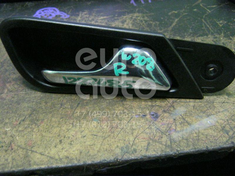 Ручка двери внутренняя правая для Mercedes Benz C208 CLK coupe 1997-2002 - Фото №1