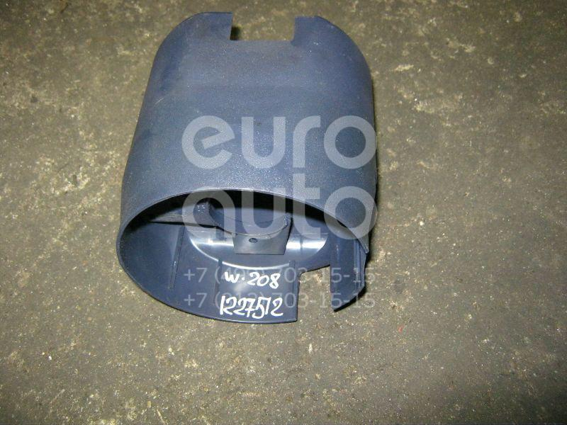 Кожух рулевой колонки для Mercedes Benz C208 CLK coupe 1997-2002 - Фото №1