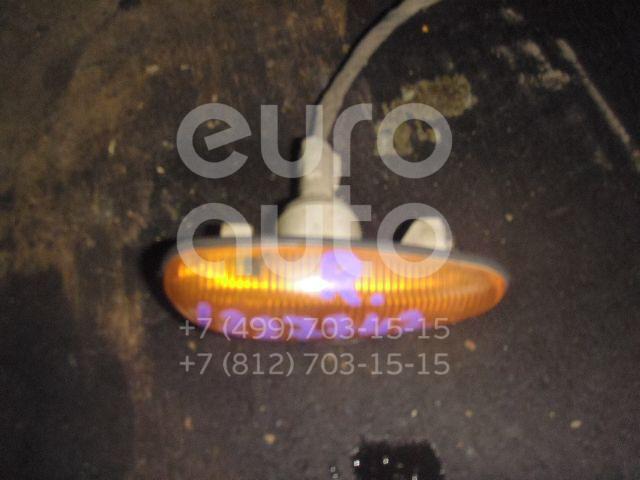 Повторитель на крыло желтый для Mazda Xedos-6 1992-1999 - Фото №1