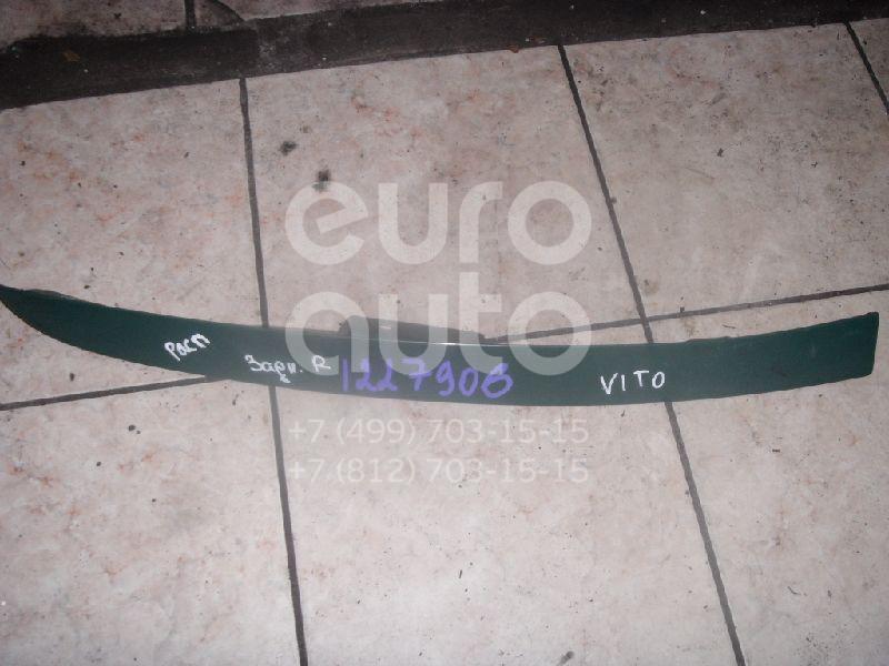 Накладка двери задней правой для Mercedes Benz Vito (638) 1996-2003 - Фото №1