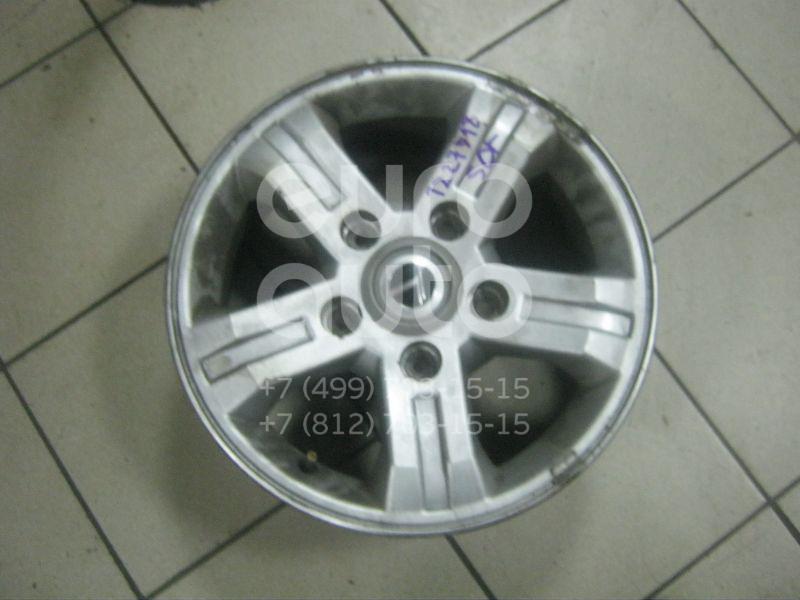 Диски колесные легкосплавные (к-кт) для Kia Sorento 2003-2009 - Фото №1