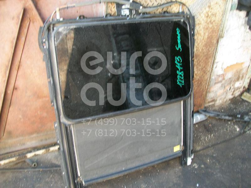 Люк в сборе электрический для Kia Sorento 2003-2009 - Фото №1