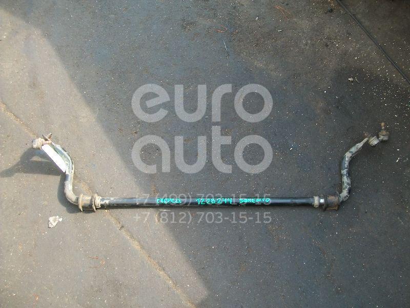 Стабилизатор передний для Kia Sorento 2003-2009 - Фото №1
