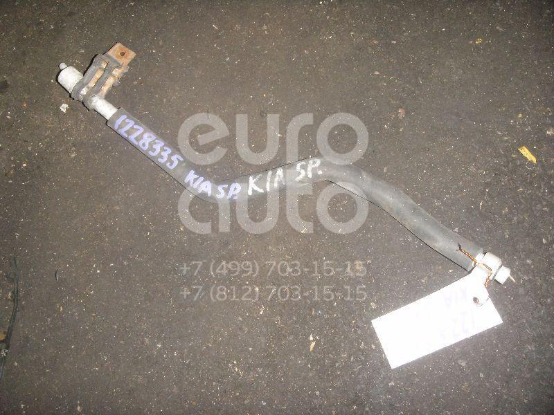 Трубка кондиционера для Kia Sportage 1994-2006 - Фото №1
