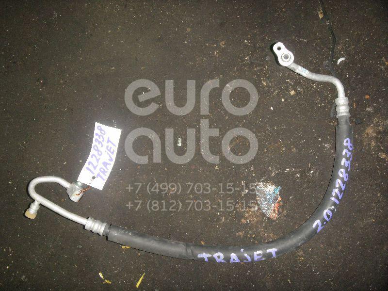Трубка кондиционера для Hyundai Trajet 2000-2009 - Фото №1