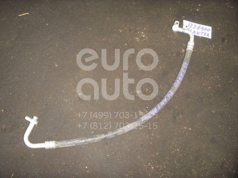 Трубка кондиционера для Hyundai Elantra 2000-2005 - Фото №1