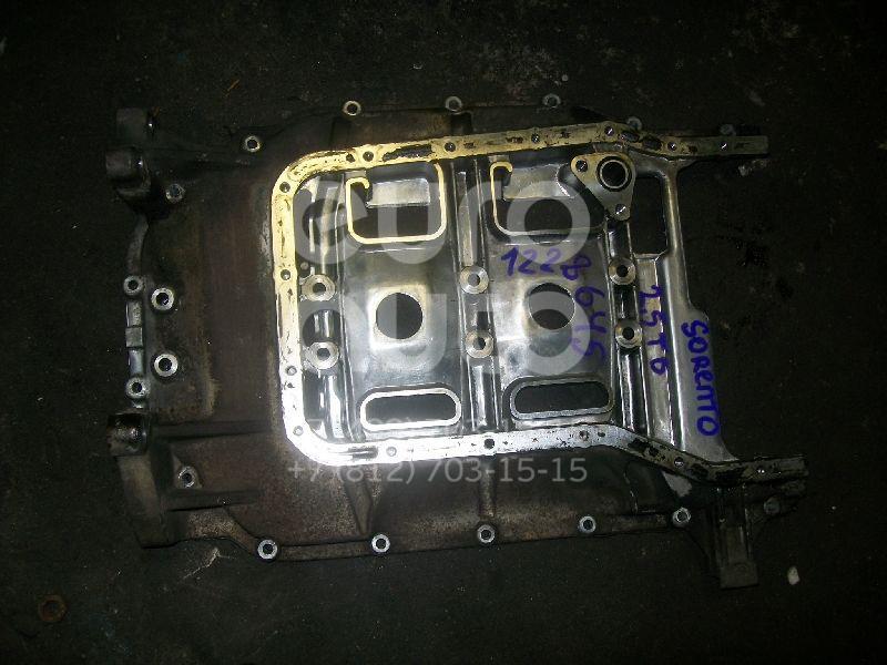 Поддон масляный двигателя для Kia Sorento 2003-2009 - Фото №1