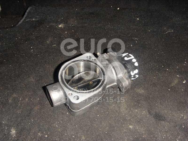 Заслонка дроссельная электрическая для Mitsubishi Pajero/Montero III (V6, V7) 2000-2006 - Фото №1