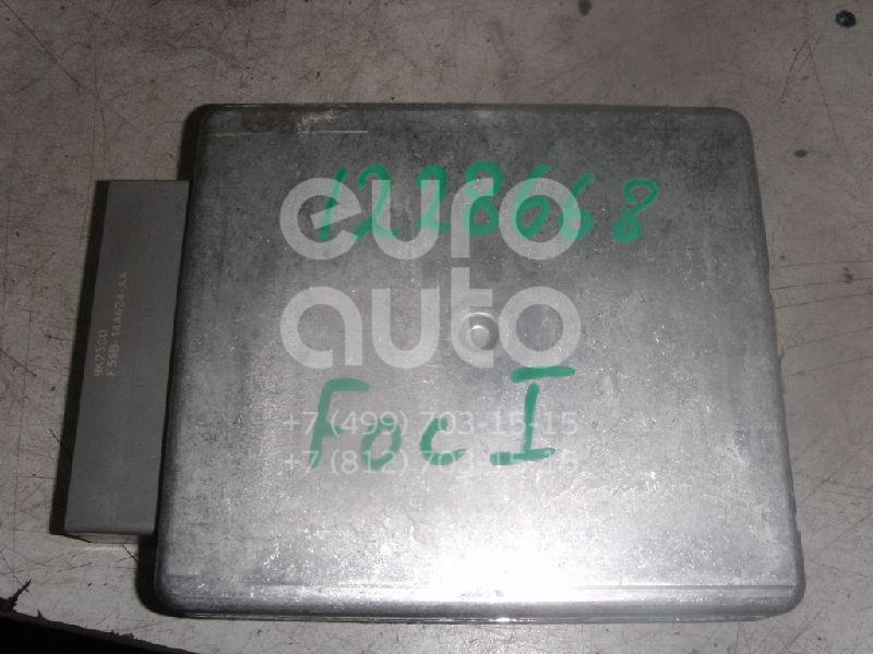 Блок управления двигателем для Ford Focus I 1998-2004 - Фото №1
