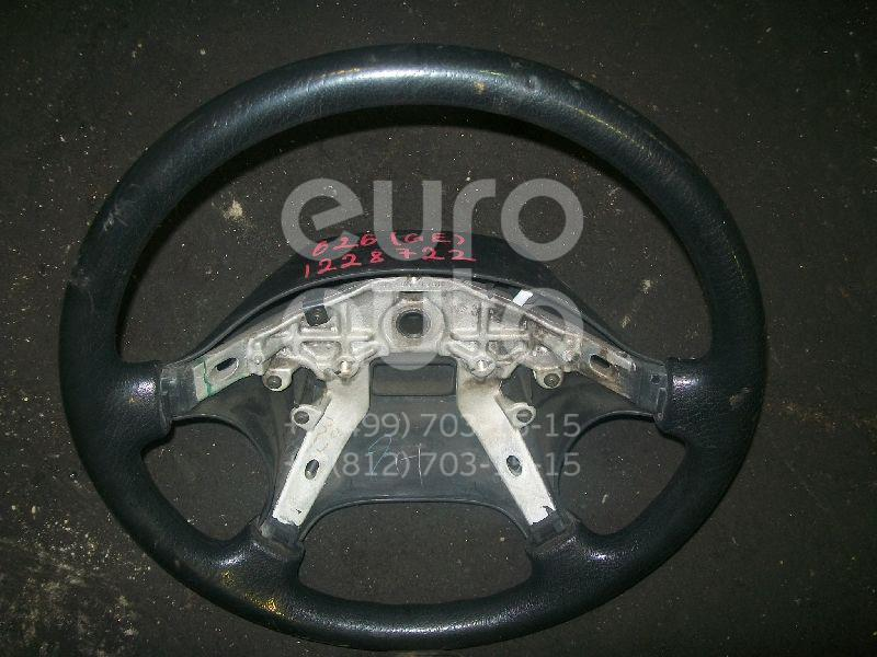 Рулевое колесо для AIR BAG (без AIR BAG) для Mazda 626 (GE) 1992-1997 - Фото №1