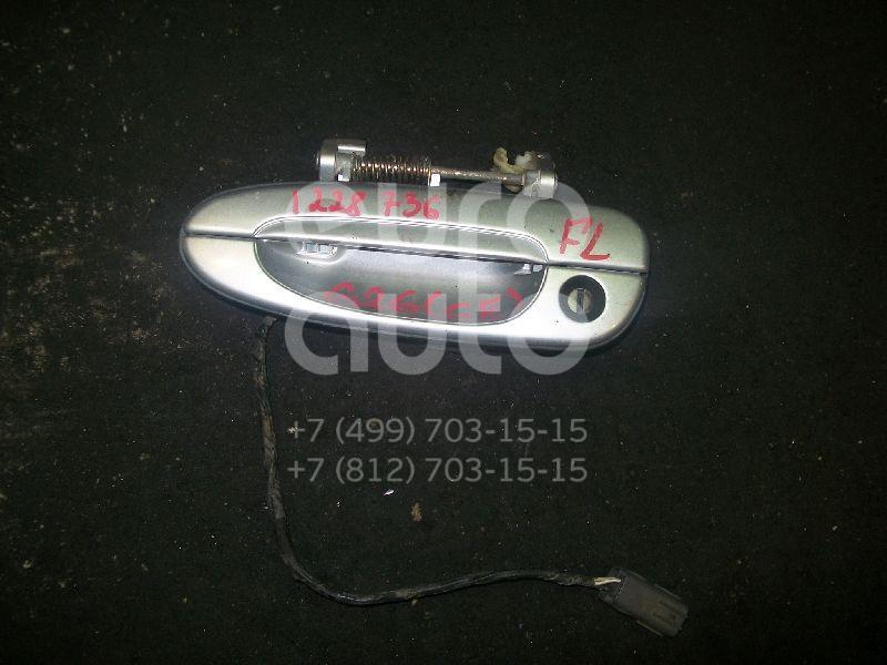 Ручка двери передней наружная левая для Mazda 626 (GE) 1992-1997 - Фото №1