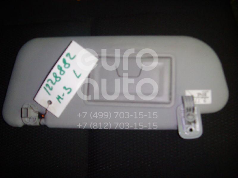 Козырек солнцезащитный (внутри) для Mazda Mazda 3 (BK) 2002-2009 - Фото №1