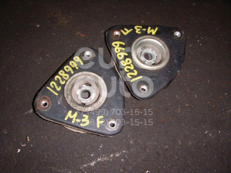 Опора переднего амортизатора для Mazda,Ford,Volvo Mazda 3 (BK) 2002-2009;Focus II 2005-2008;C-MAX 2003-2010;S40 2004-2012;V50 2004-2012;Focus II 2008-2011;Kuga 2008-2012;Mazda 3 (BL) 2009-2013;Focus III 2011>;Kuga 2012> - Фото №1