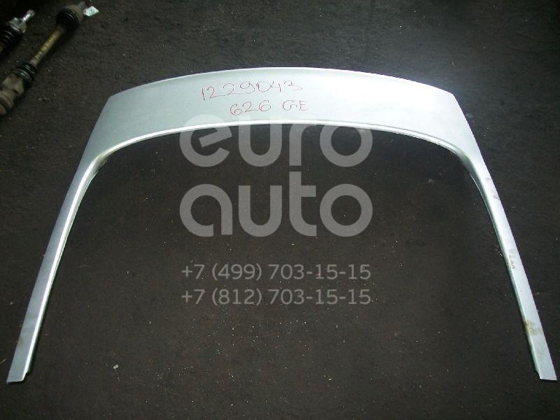 Спойлер (дефлектор) крышки багажника для Mazda 626 (GE) 1992-1997 - Фото №1