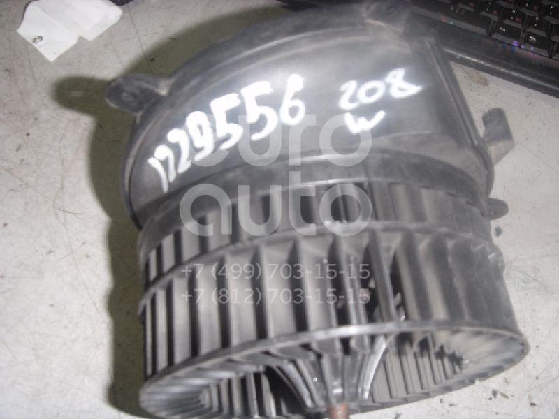 Моторчик отопителя для Mercedes Benz C208 CLK coupe 1997-2002 - Фото №1