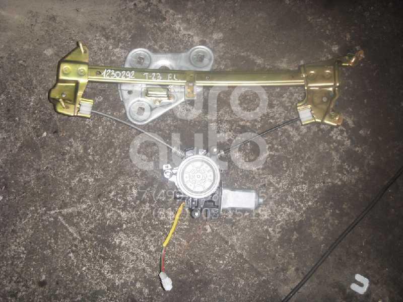 Стеклоподъемник электр. передний левый для Toyota Celica (ZT23#) 1999-2005 - Фото №1